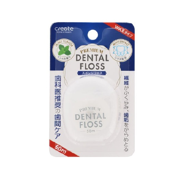 CREATE_DENTAL薄荷味潔牙線50M